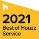 Best of Houzz 2021 Customer Service