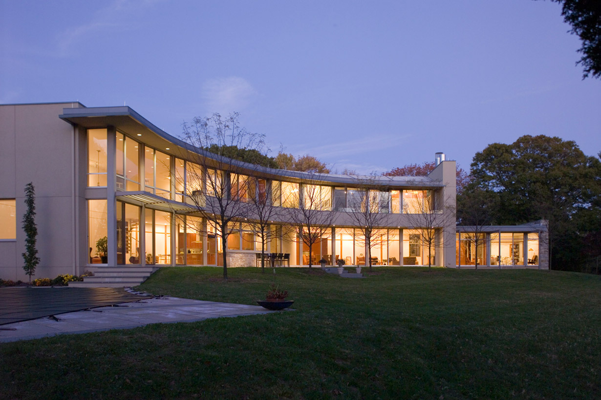 Lasley Brahaney rchitecture + onstruction Princeton New Jersey - ^