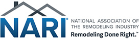 Logo of National Association of the Remodeling Industry, a partner of architect Lasley Brahaney Architecture + Construction in Princeton, NJ