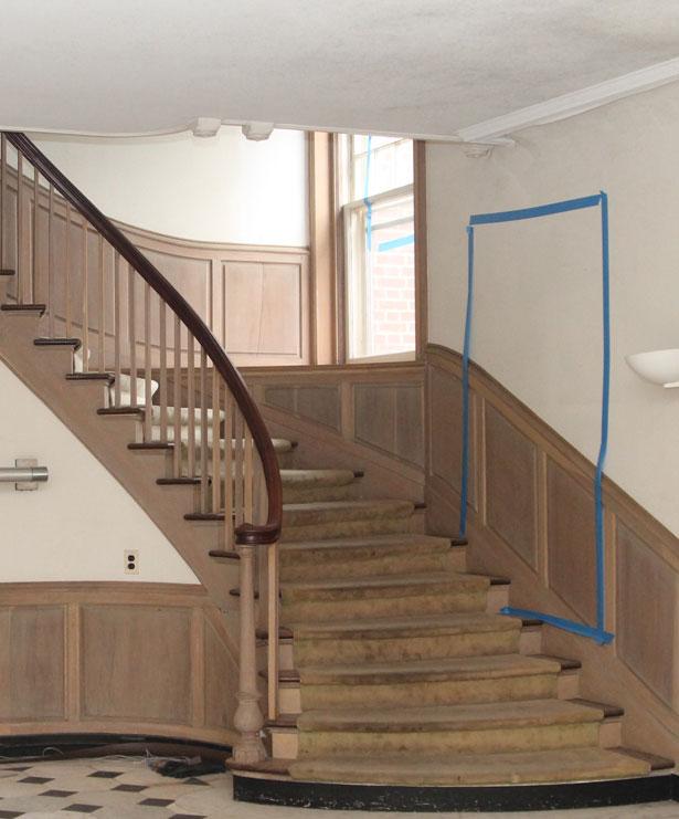 1906 Historic Renovation Interior 2 Before