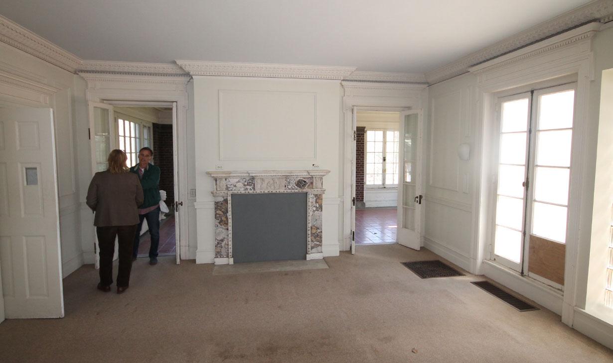 1906 Historic Renovation Interior 5 Before