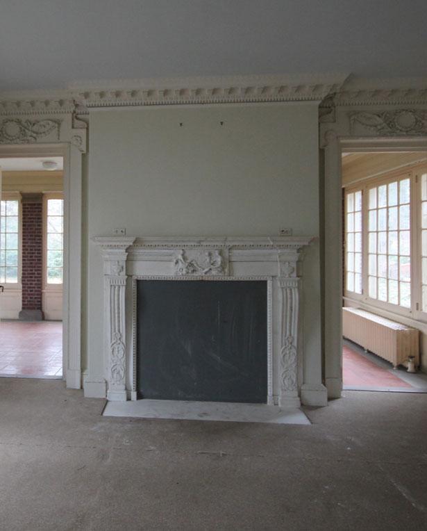 1906 Historic Renovation Interior 6 Before