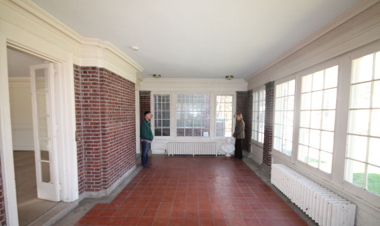 1906 Historic Renovation Interior 8 Before