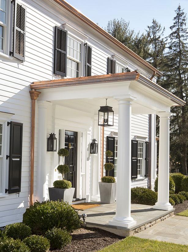 Colonial Exterior Renovation 4