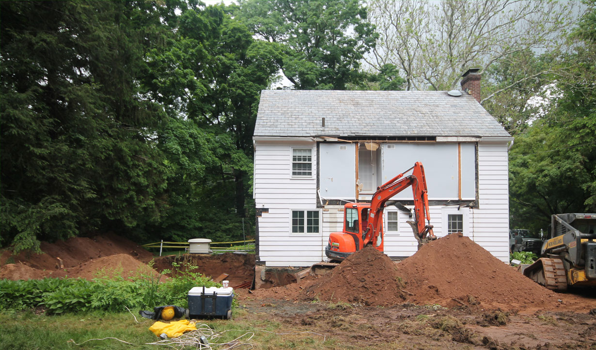 Mercer Road Renovation 2