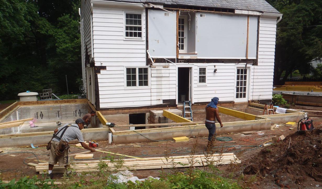 Mercer Road Renovation 7