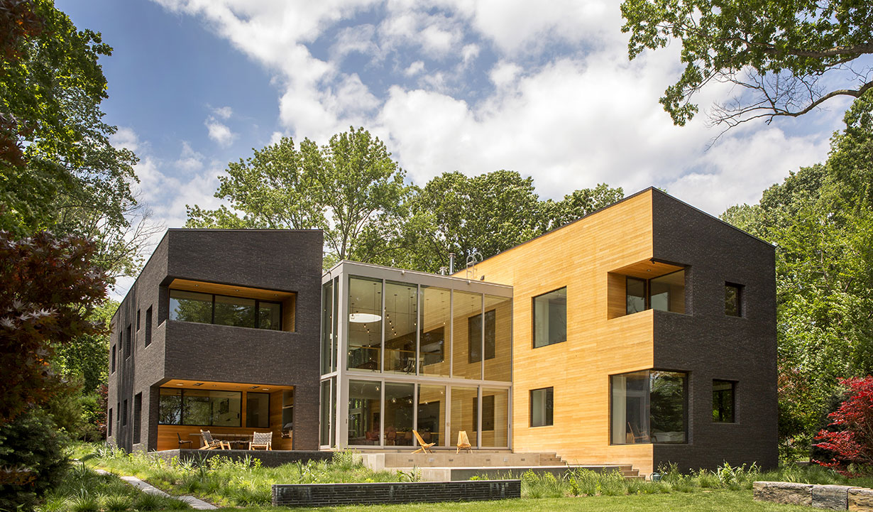 Modern Home on Lake Carnegie 10
