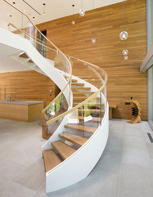 Modern Home on Lake Carnegie 2