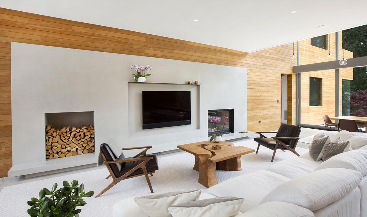 Modern Home on Lake Carnegie 6