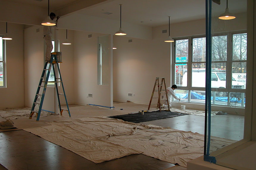Renovation of our offices at 860 State Road