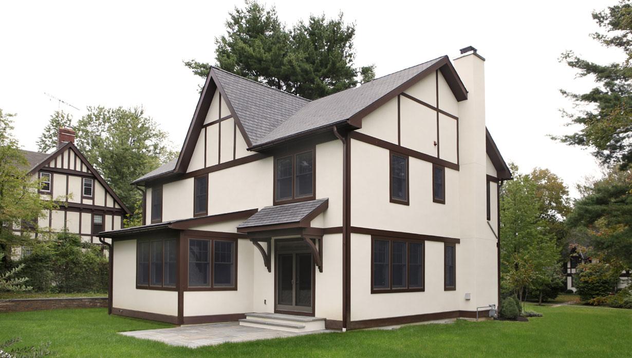 Tudor Style Home 2