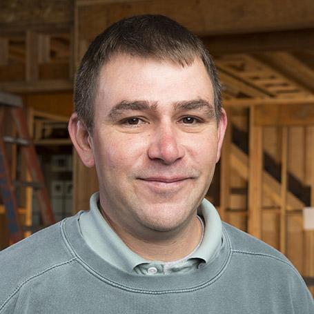 Chris Moyer, Lead Carpenter