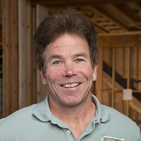 Jon Hepworth, Lead Carpenter