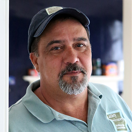 Mike Sutton, Lead Carpenter