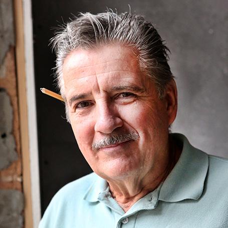 Paul Bumber, Lead Carpenter